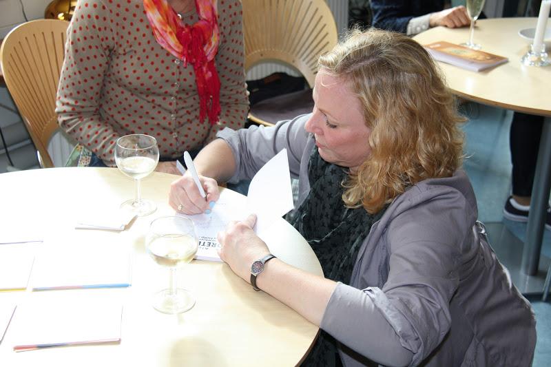 Signering af fagbog