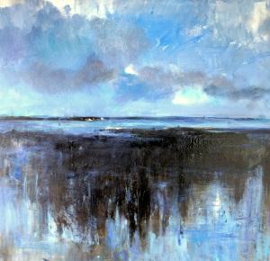 Fjordlys #1 af Frank Storgaard